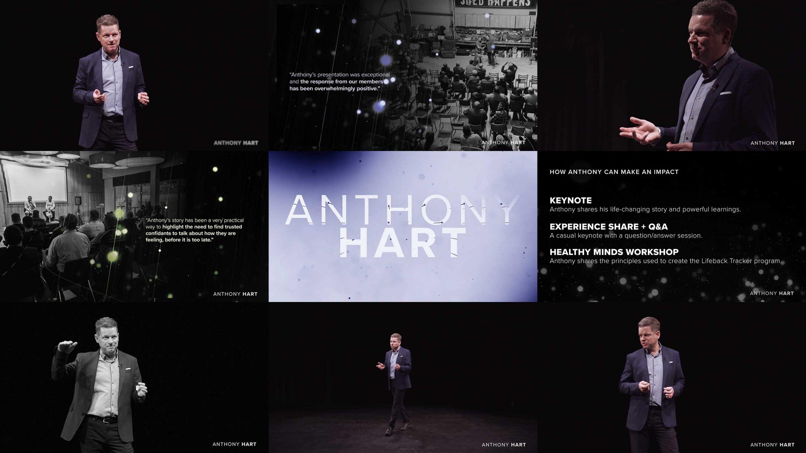 Anthony Hart - GOOD TOGETHER